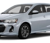 2021 Chevrolet Sonic My Link Mylink Accessories Key Floor