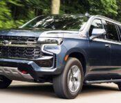 2021 Chevrolet Suburban Z71 4x4 Price