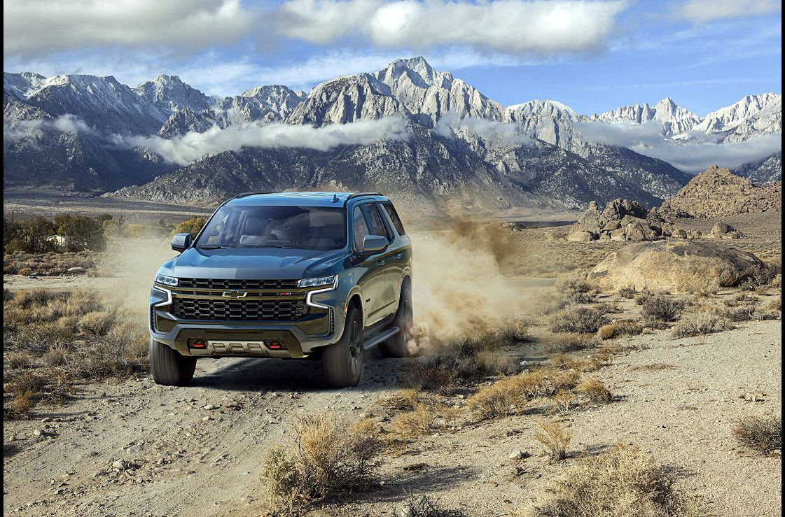 2021 Chevrolet Suburban Z71 Review Package