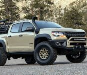 2021 Chevy Colorado Zr2 Bison Length Tires New Off Road Pictures