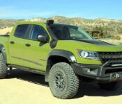2021 Chevy Colorado Zr2 Bison Towing Capacity Specs Accessories In Arizona