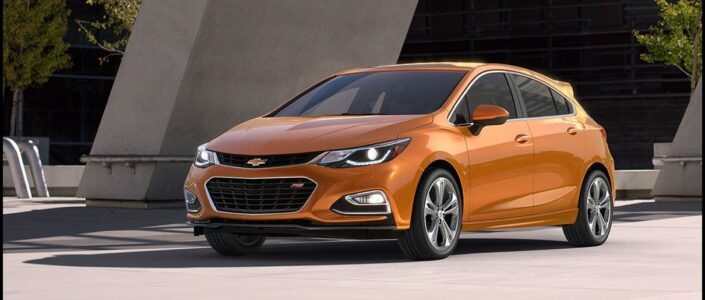 2021 Chevy Cruze Hatchback 2019 Cost Mods Pics Lease Price