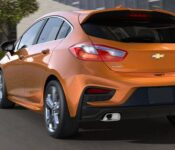2021 Chevy Cruze Hatchback Specs White Cargo Colors Images Length