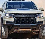 2021 Chevy Silverado Zr2 Edition Concept