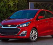 2021 Chevy Spark Colors Ls Activ Price Release Date