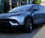 2021 Fisker Ocean Electric Car Ces App Awd