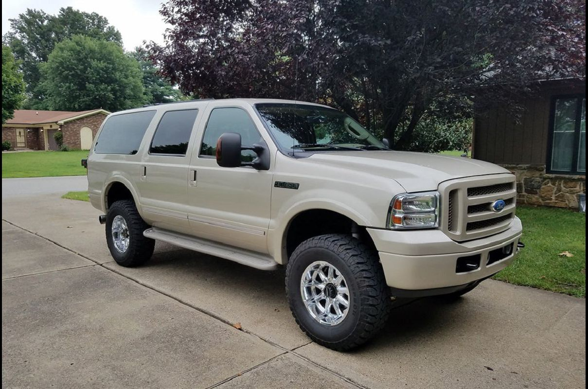 2021 Ford Excursion 4 Inch Body Lift Price Towing