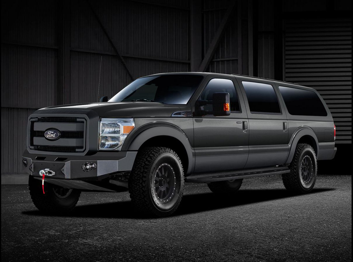 2021 Ford Excursion Diesel For Sale Release Date With