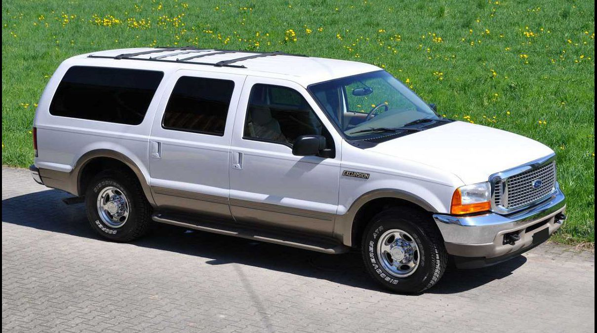 2021 Ford Excursion Trims Wiki Rental Review Overland 6