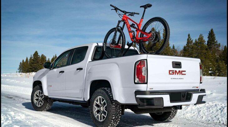 2021 Gmc Canyon 4x2 4x4 Msrp News Trims Review Box Wheels