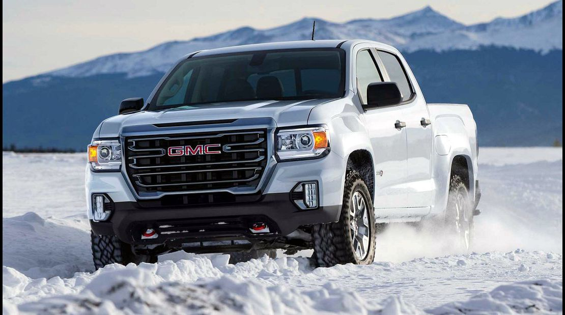 2021 Gmc Canyon Build And Price Exterior Colors Slt