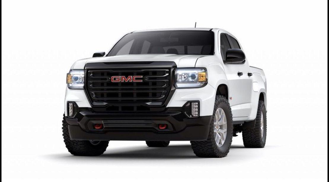 2021 Gmc Canyon Regular Cab Lifted Vs Chevy Colorado