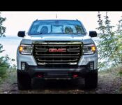 2021 Gmc Canyon Specs Denali Redesign Refresh Elevation At4