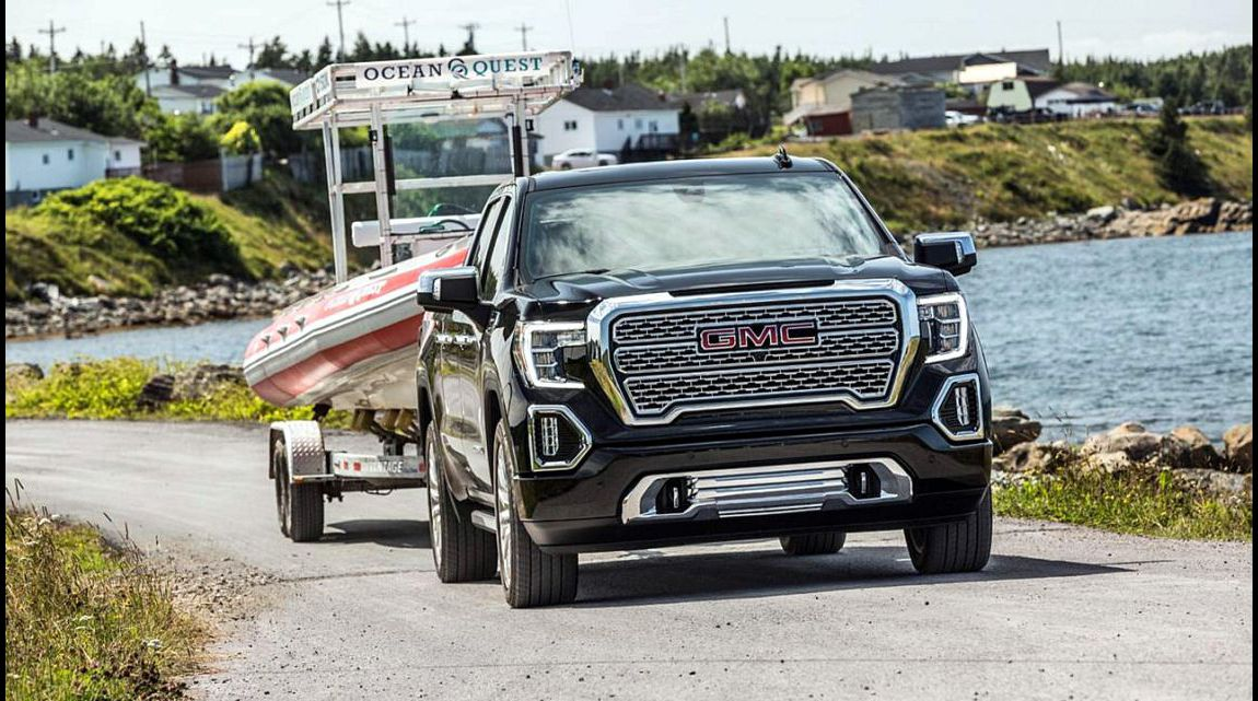 2021 Gmc Sierra 1500 And When Will Be Available Elevation