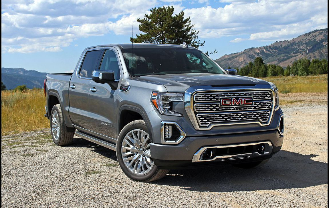 2021 Gmc Sierra 1500 Options What's New Hunter Metallic Hybrid