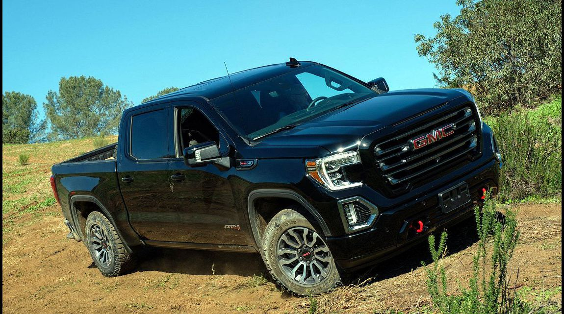 2021 Gmc Sierra 1500 Pictures Photos Packages Pickup Slt Review