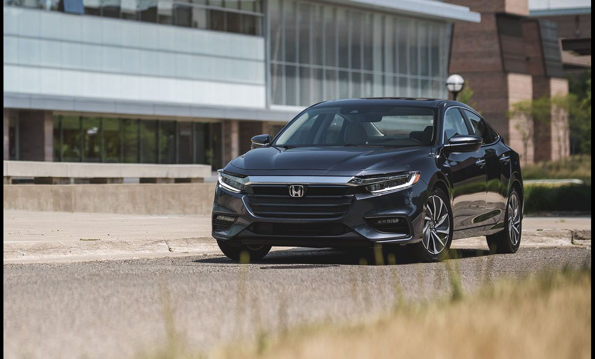 2021 Honda Insight Hybrid Review Wikipedia Production Specifications Model