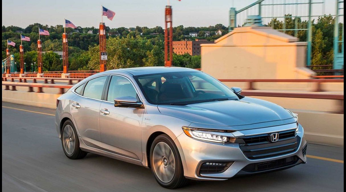 2021 Honda Insight Window Visor Tax Credit Reviews Pictures