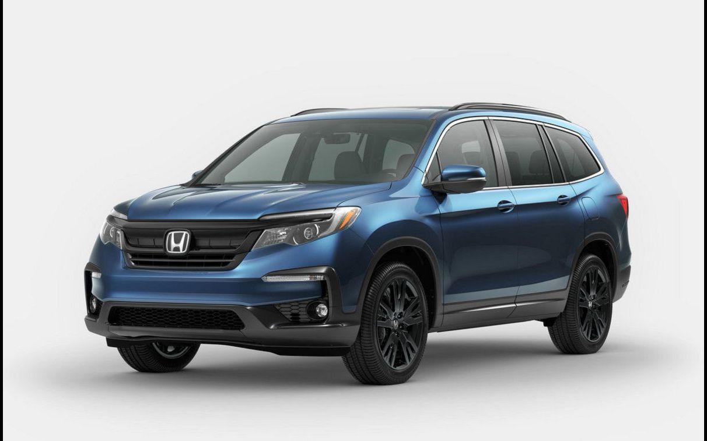 2021 Honda Pilot Elite Touring Hybrid Redesign Release Date