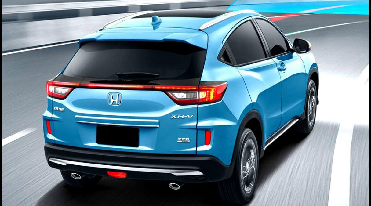 2021 Honda Xr V Vs Hrv In Rd1 Cr 2019 Suv