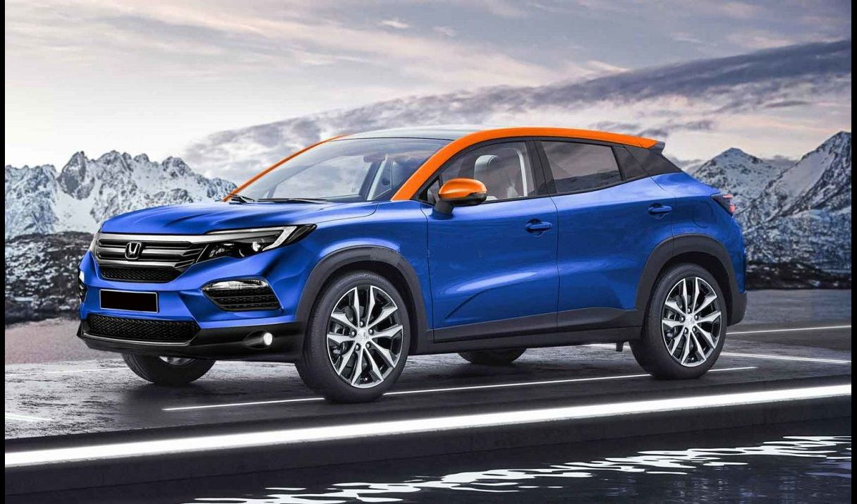 2021 Honda Zr V Cr V Ur V News
