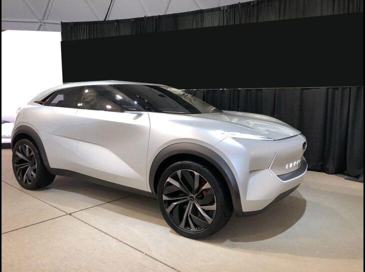 2021 Infiniti Qx55 2018 2019 Used