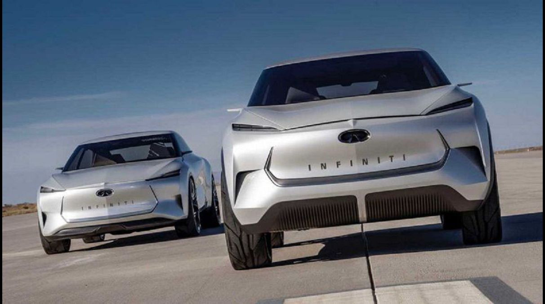 2021 Infiniti Qx55 Concept Pictures Reveal