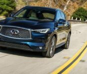 2021 Infiniti Qx55 Qx56 Sneak Peek