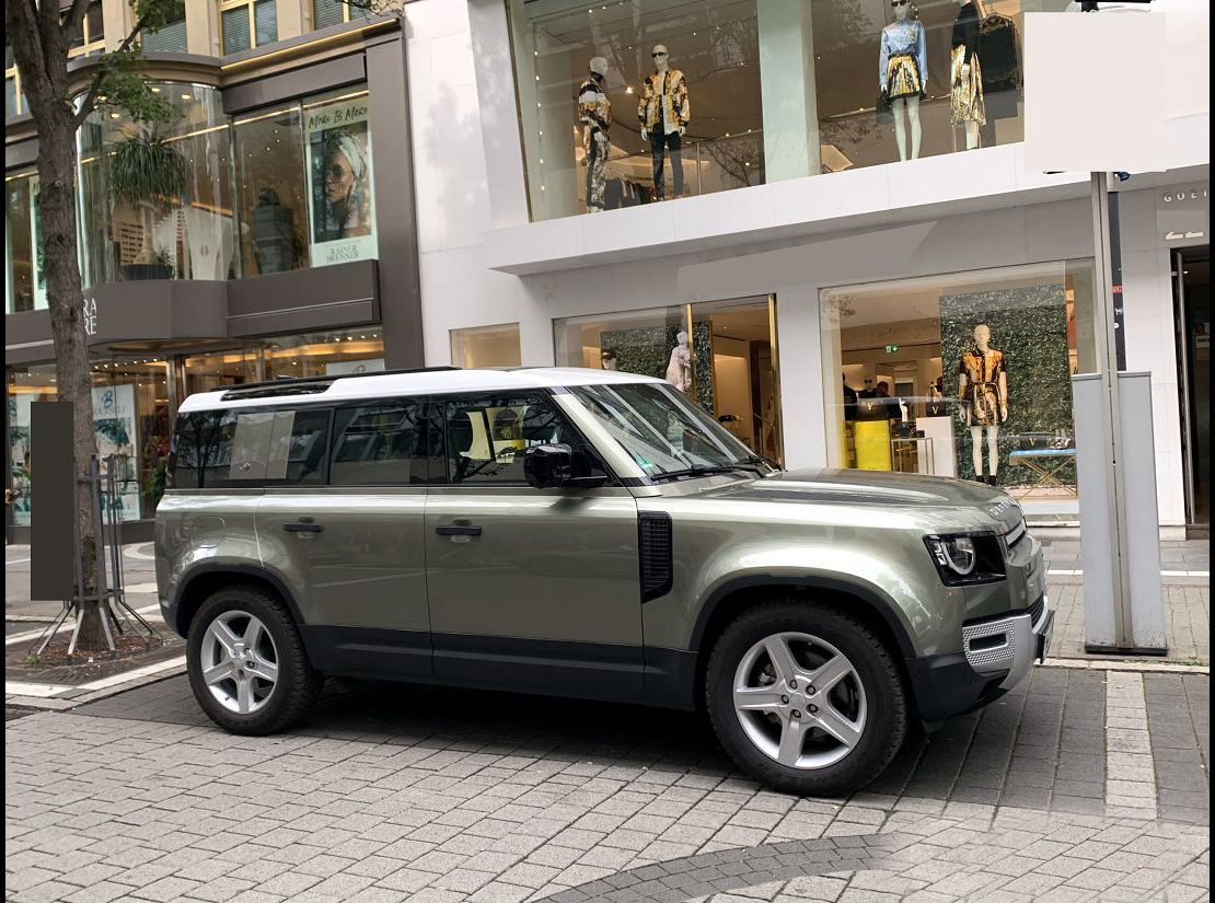 2021 Land Rover Defender 4 Offroad Restoration Games Level 6