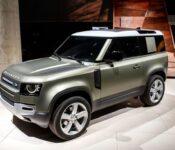 2021 Land Rover Defender 4.4 Svx Phev Cummins Suv Cost Grill Seats