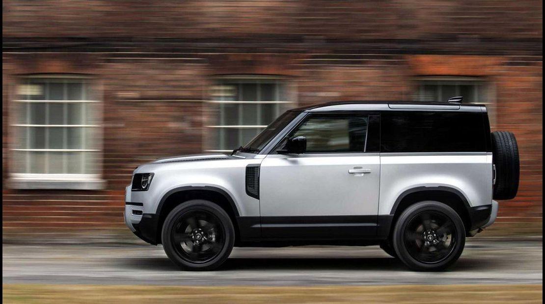 2021 Land Rover Defender Door Black V8 Length Chart 80 Manual