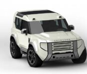 2021 Land Rover Defender Models Motor Build Rebuild Pickup Vs
