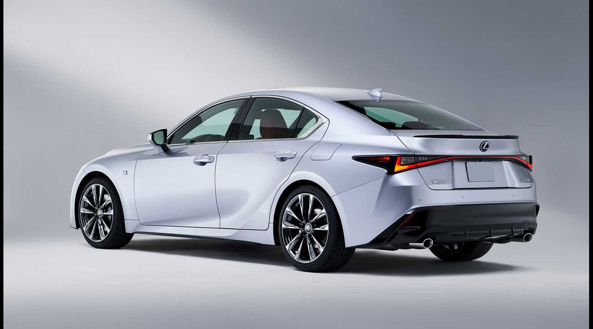 2021 Lexus Is Review For Sale Mpg 2014 250