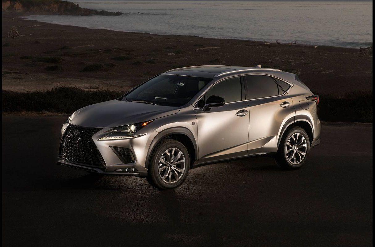 2021 Lexus Nx Date Hybtid 450h News Phev Pics
