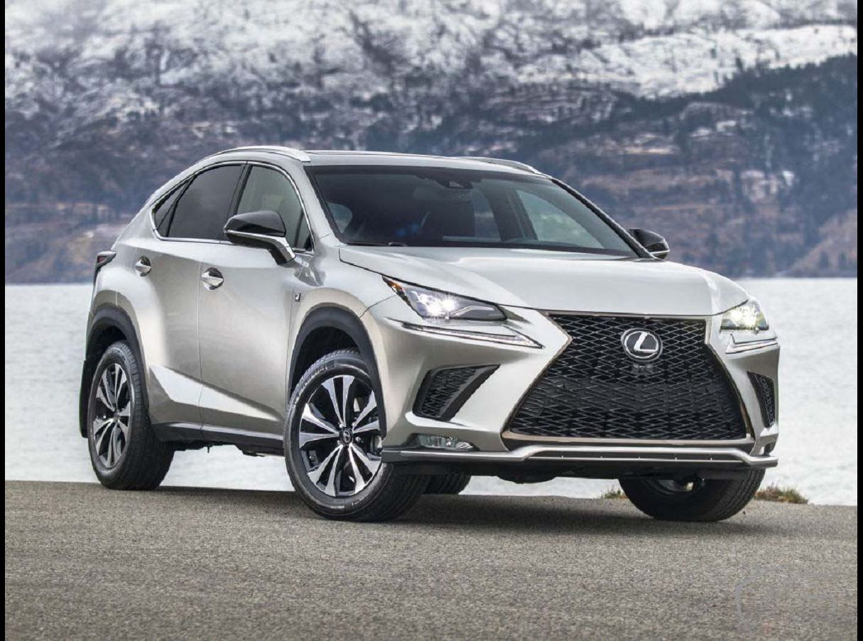 2021 Lexus Nx Features Kbb Forums 4wd Used Trunk