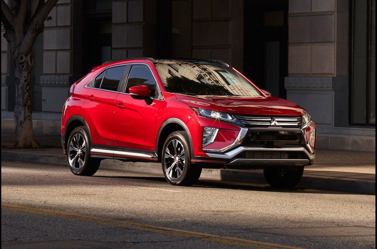 2021 Mitsubishi Eclipse Suv Kit Tail Lights Parts Front Turbo Reviews Shift