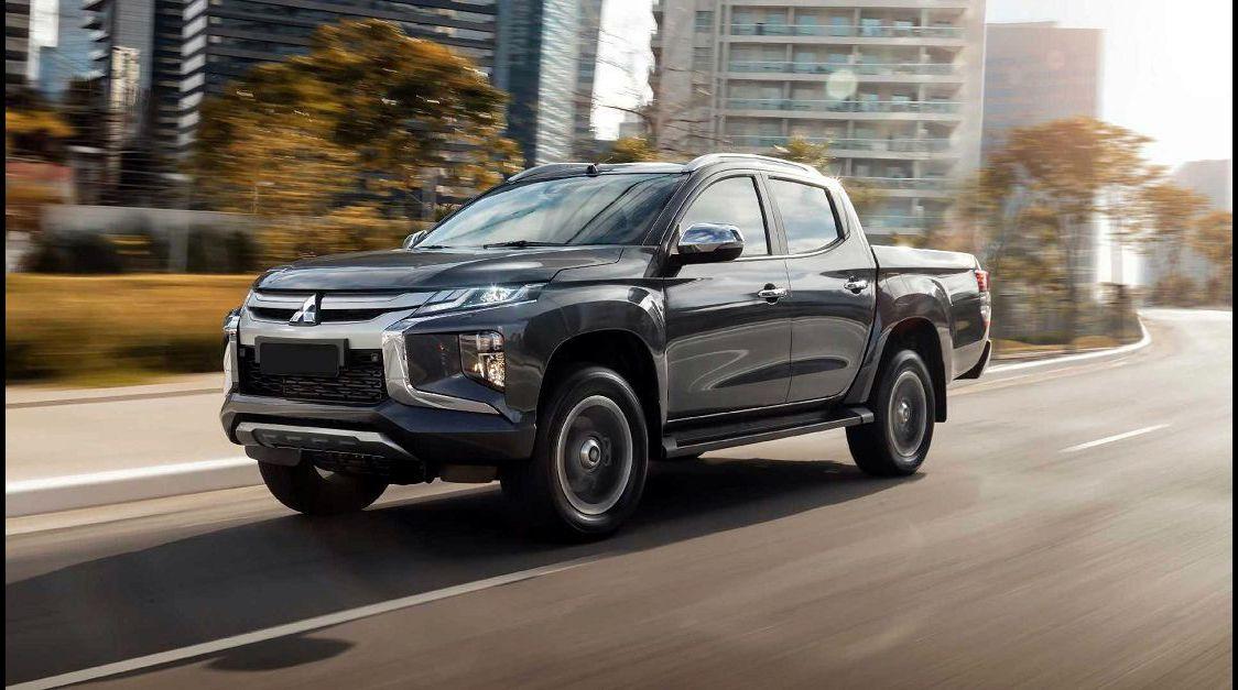 2021 Mitsubishi L200 4x4 2020 Thailand Vs Toyota Hilux