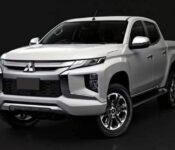 2021 Mitsubishi L200 Games Offroad Accessories Tail Light Radio