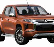 2021 Mitsubishi L200 Interior Outdoor Gasolina New Engine Parts