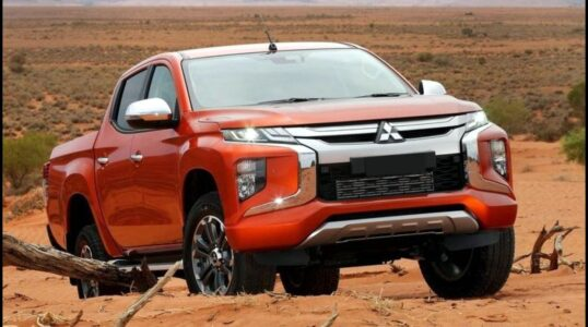 2021 Mitsubishi L200 Pickup Suvs Camioneta 90 Pantera 2019