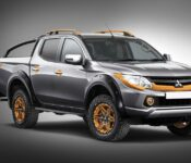 2021 Mitsubishi L200 Price Diesel Suv Models Modified