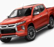 2021 Mitsubishi L200 Sportero 4x4 Off Road Triton Sport