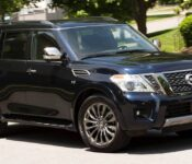 2021 Nissan Armada Exhaust Car Game Floor Mats Key