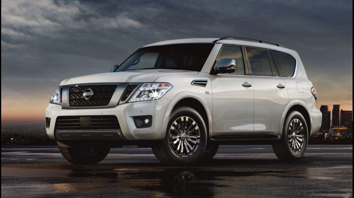2021 Nissan Armada Exterior Colors Price Interior Redesign Release