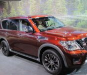 2021 Nissan Armada Platinum Images Date Reserve For Sale