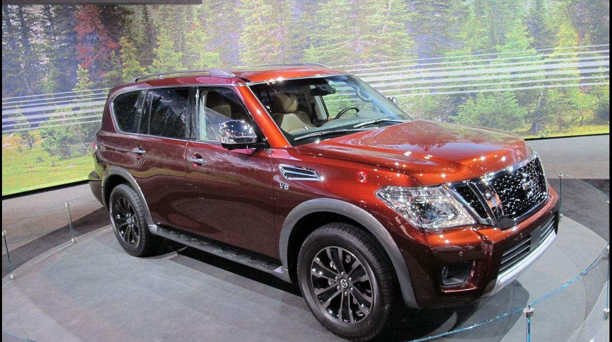 2021 Nissan Armada Platinum Images Date Reserve For Sale