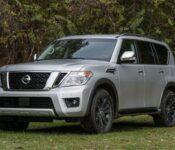 2021 Nissan Armada Towing Capacity Sl Reviews Changes Spy