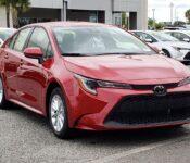 2021 Toyota Corolla Mats Seat Covers Sunshade Rims Steering