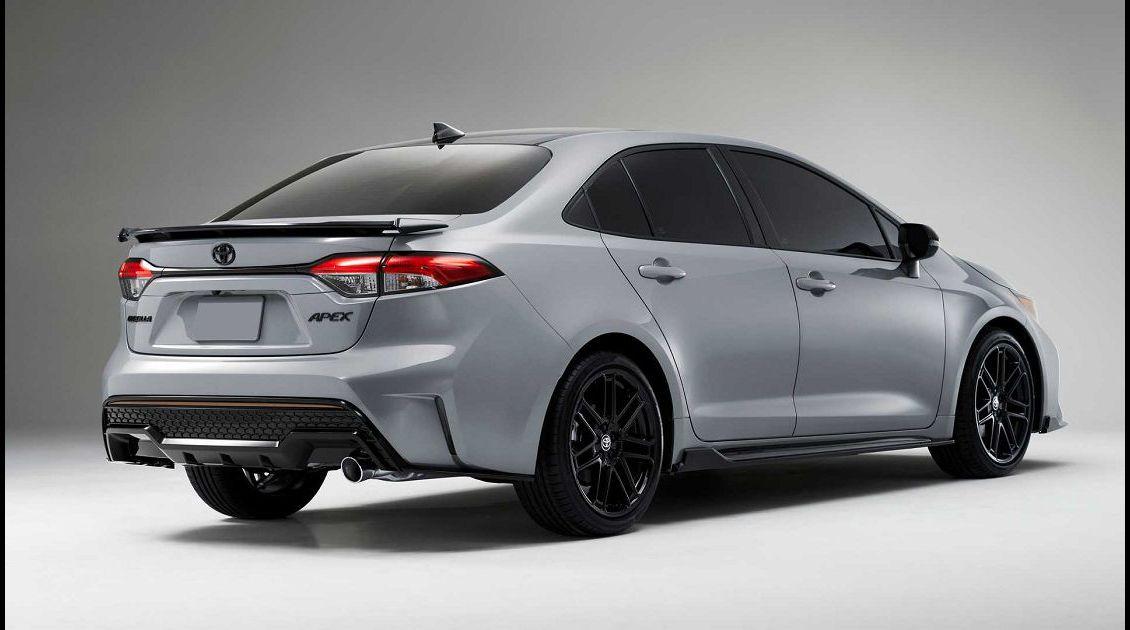 2021 Toyota Corolla Vin Release Date Xse Special Interior