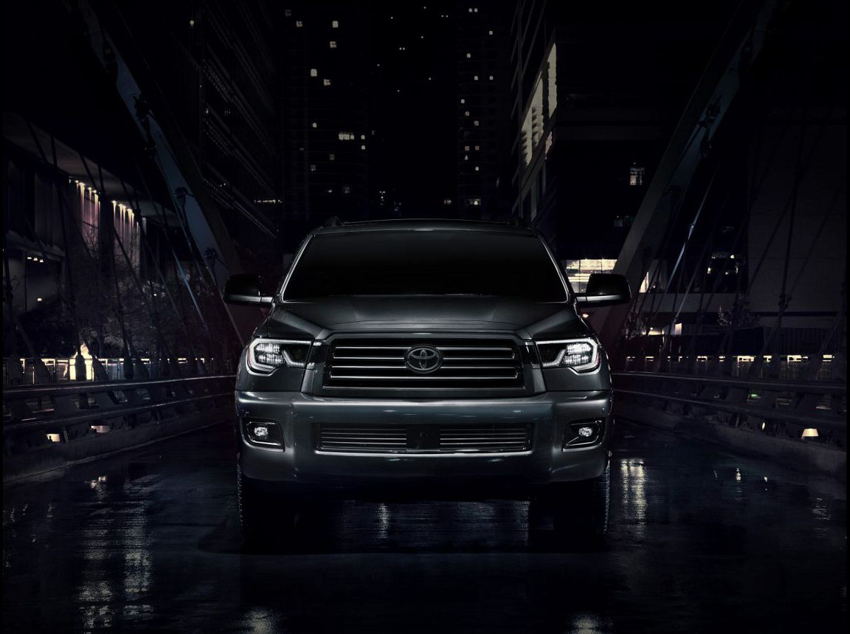 2021 Toyota Sequoia Change Years Models 2020 Reviews 4wd